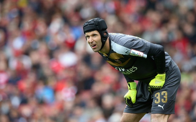 PETR CECH-ARSENAL'S SAVING GRACE ONCE MORE-BUT FOR HOW MUCH LONGER?