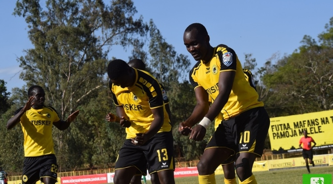 EASTER MONDAY RUINED FOR AFC LEOPARDS