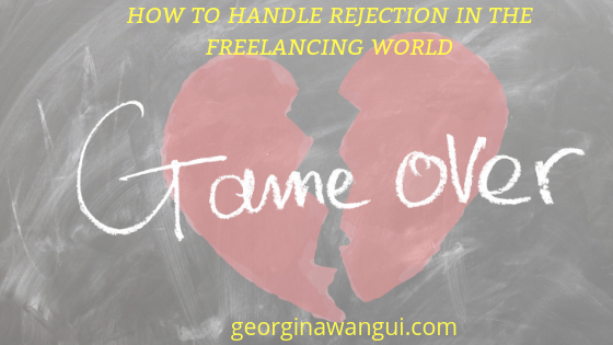 RECOVERING FROM REJECTION IN THE FREELANCING WORLD
