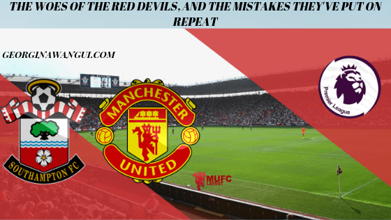 FOUR GAMES IN: WHAT THE RED DEVILS KEEP DOING WRONG